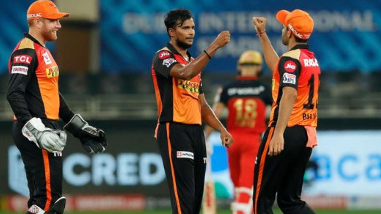 From Tennis Ball cricket to yorker machine for Sunrisers Hyderabad – The inspiring story of T Natarajan
