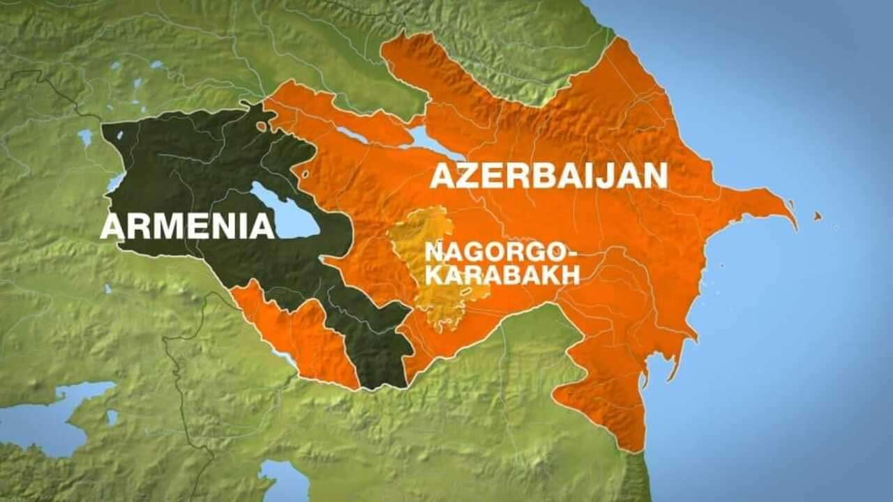 Picture of: Armenia Azerbaijan War Know Why The Two Countries Are Fighting