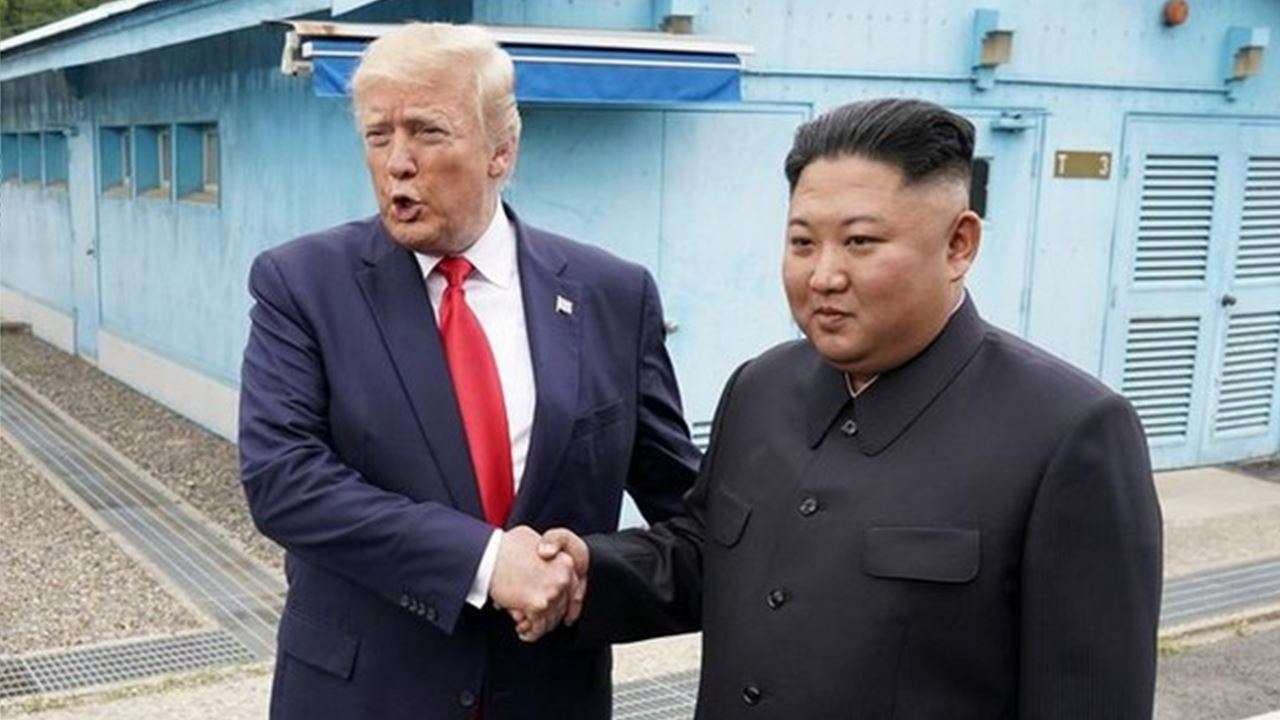 North Korean Leader Kim Jong Un Wishes Donald Trump Quick Recovery From Covid 19