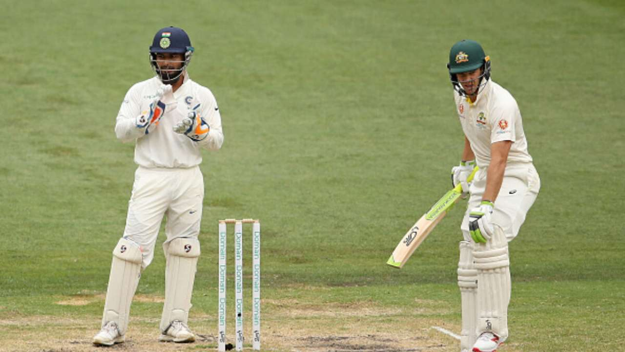 From Sledging Tim Paine To Receiving Bad Words From Rohit Sharma Rishabh Pant Caught On Stump Mic