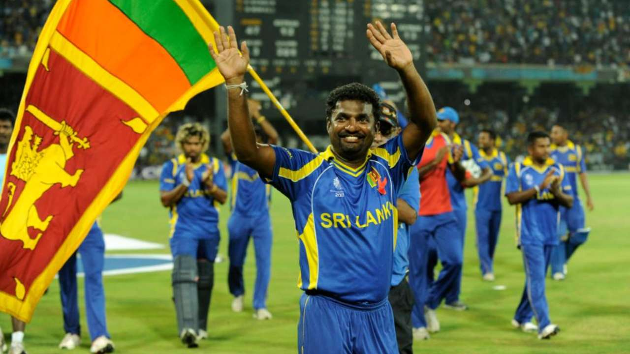 Muttiah Muralitharan – From being no-balled in 1995 to the greatest bowler of all times and now a biopic