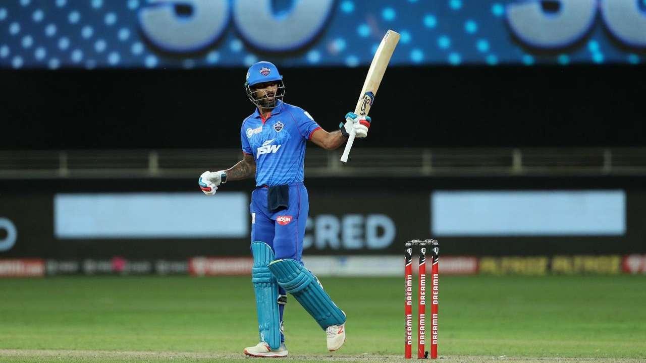 Shikhar Dhawan breaks Rohit Sharma, Suresh Raina and Virat Kohli's record in IPL 2020 match vs Rajasthan Royals