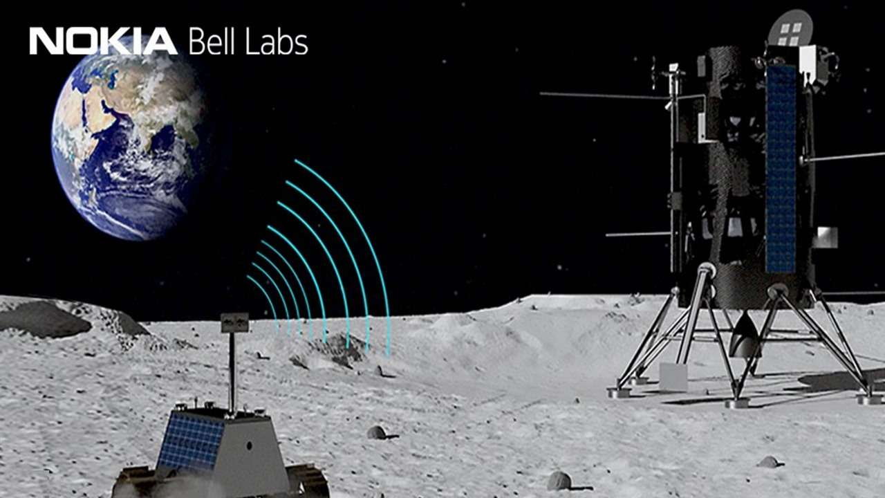 NASA and Nokia Collaborate On Project