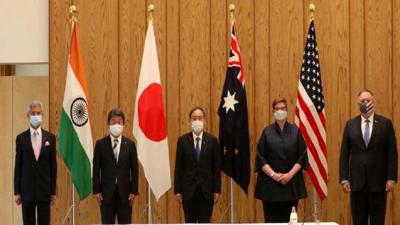 US bats for formalisation of four-nation Quad