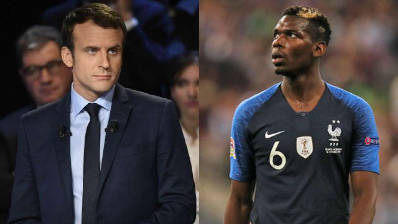 Has Paul Pogba Allegedly Quit International Football Over Islamist Terrorism Remark By French President