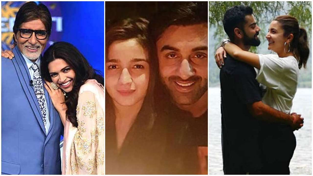 Amitabh Bachchan, Deepika Padukone most trusted celebs, Ranbir-Alia named most controversial couple in new TIARA report