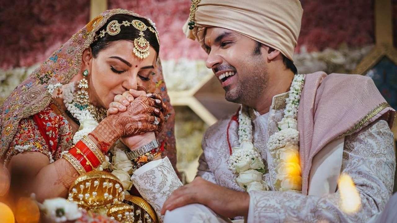FIRST PHOTOS: Kajal Aggarwal shares heartwarming moments after becoming Mrs  Gautam Kitchlu
