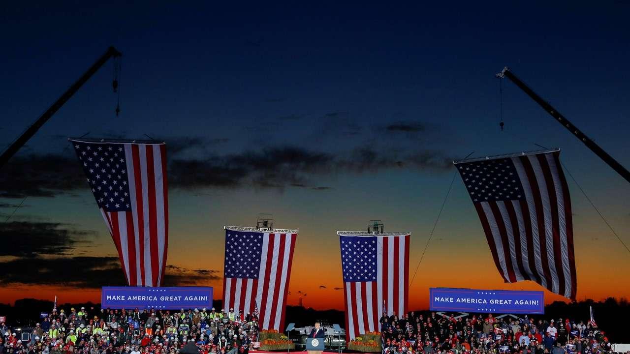 Así se decide formalmente quién será el nuevo presidente de Estados Unidos