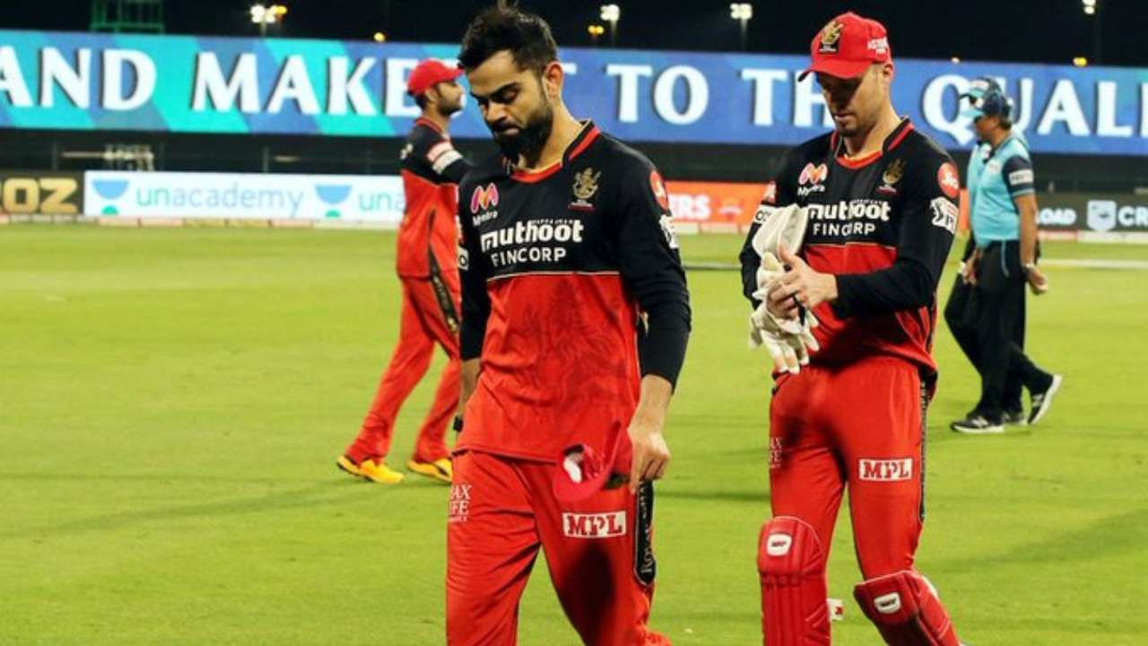 What was the main factor behind Royal Challengers Bangalore's exit from IPL  2020?