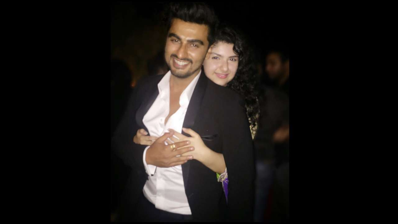 Arjun Kapoor Opens Up On Missing Sister Anshula During Diwali Festivities This Year