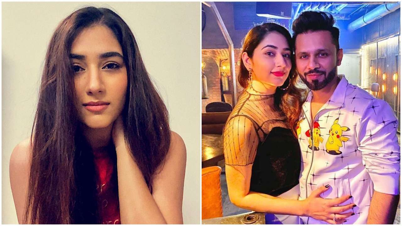 Who is Disha Parmar? All you need to know about Rahul Vaidya's ladylove