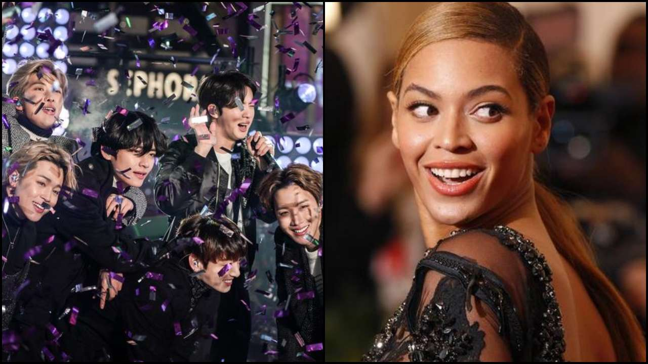 BTS lastly makes it; Beyonce leads with 9 nods - News Express
