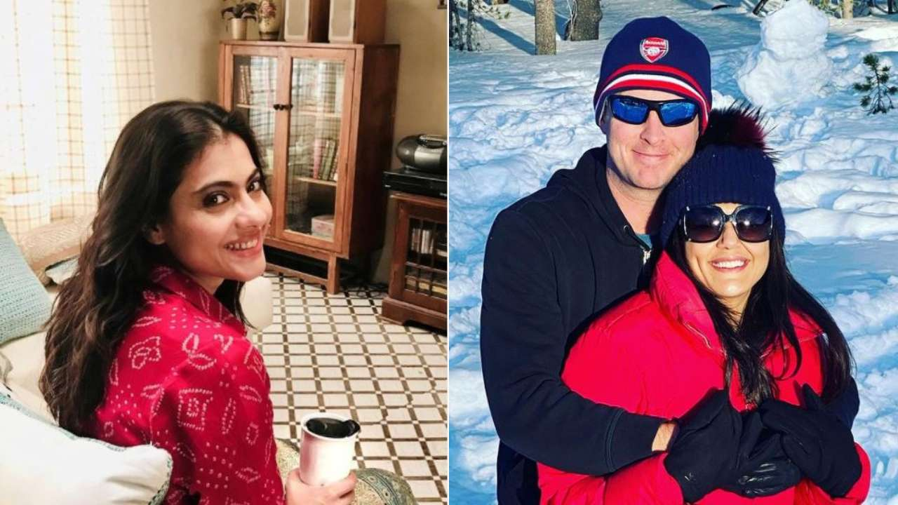 Thanksgiving 2020: Kajol flashes million-dollar smile; Preity Zinta-Gene Goodenough celebrate amid 'sun and snow'