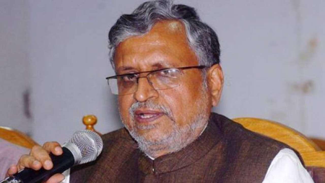BJP names Bihar ex-Deputy CM Sushil Modi its candidate for Rajya Sabha poll