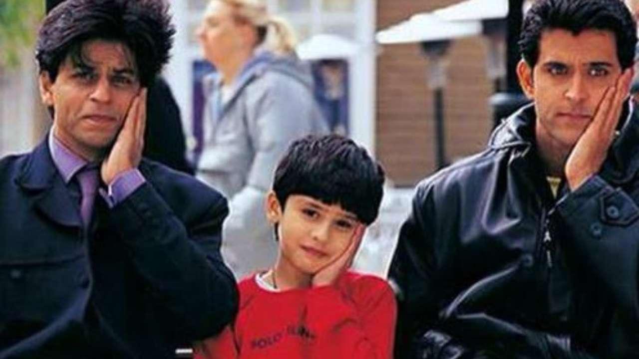 Remember Shah Rukh Khan-Kajol's onscreen son from 'Kabhi Khushi Kabhie Gham'?  Here's how he looks now