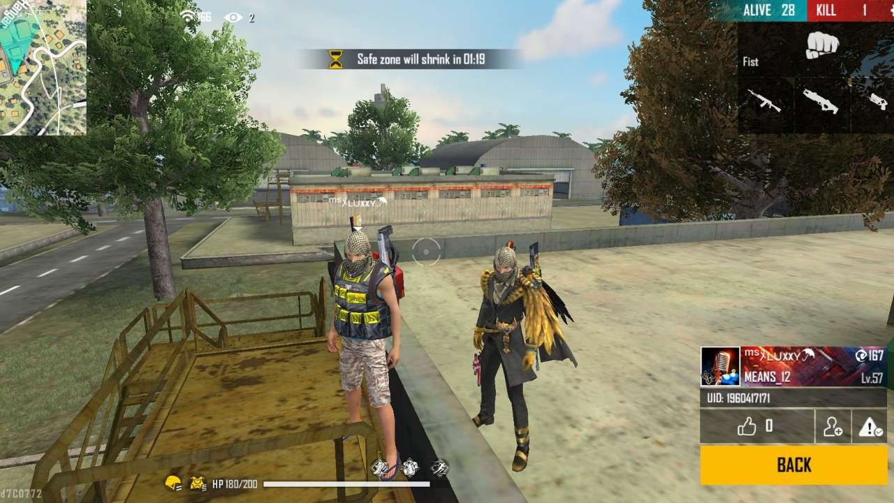 Pubg Fans Will Go Mad Over This New Garena Free Fire Ob 25 Update Check Out All Details Here