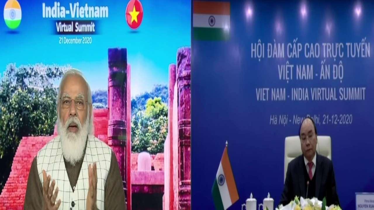 Vietnam is key partner in India's Indo-Pacific vision: PM Modi