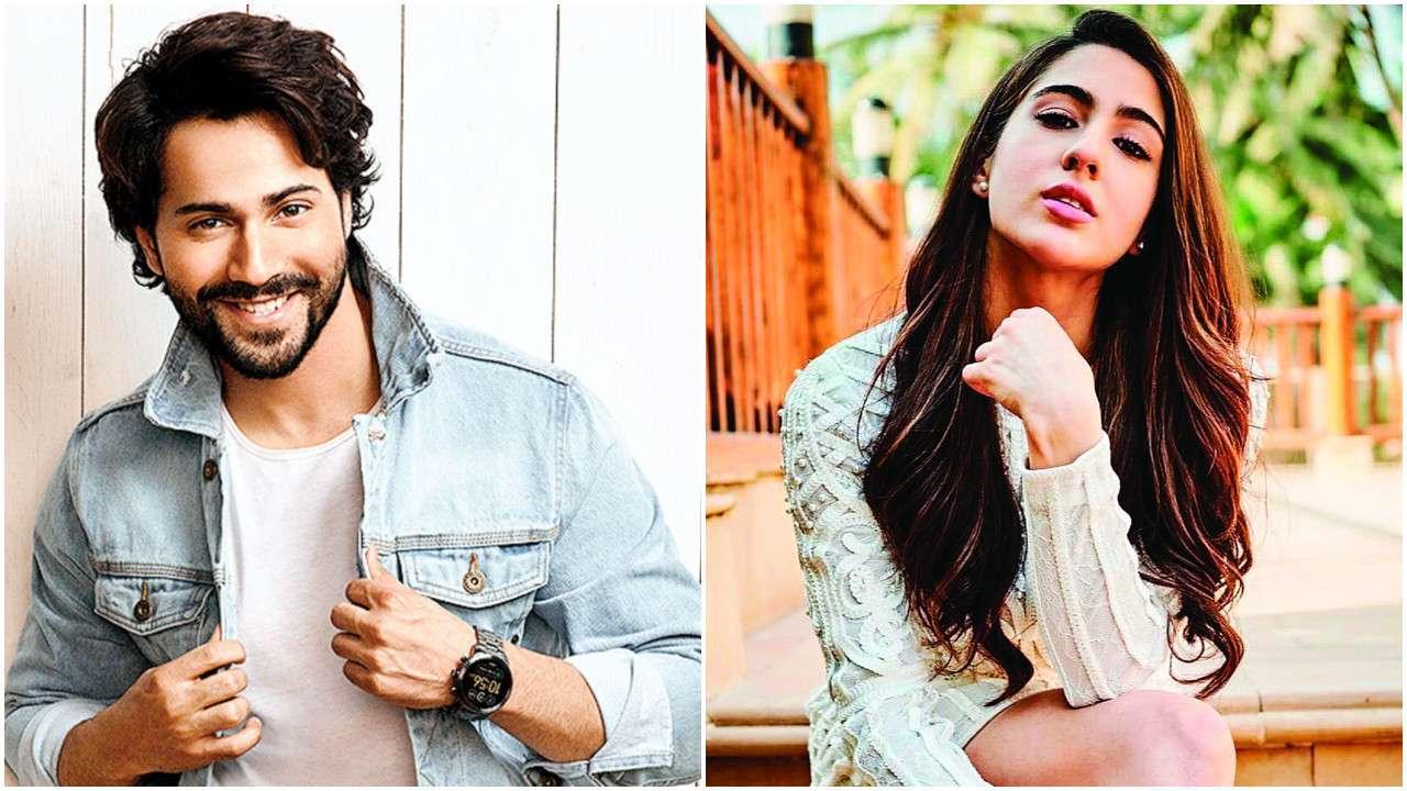 TKSS' promo: Varun Dhawan reveals Ayushmann Khurrana, Vicky Kaushal, Kartik  Aryan warned him against Sara Ali Khan