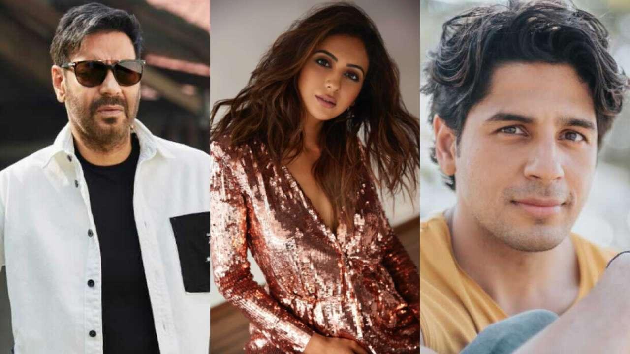 Ajay Devgn, Sidharth Malhotra and Rakul Preet Singh come together for slice of life comedy 'Thank God'
