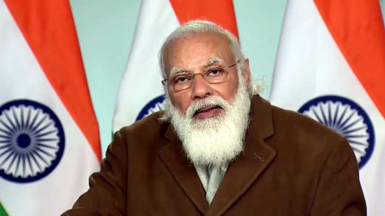PM Modi calls for peaceful transfer of power as Trump supporters 'siege' US Capitol
