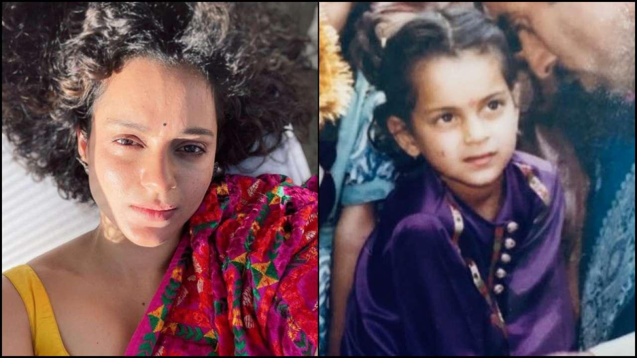Kangana Ranaut wishes 'Happy Lohri 2021' with her ...