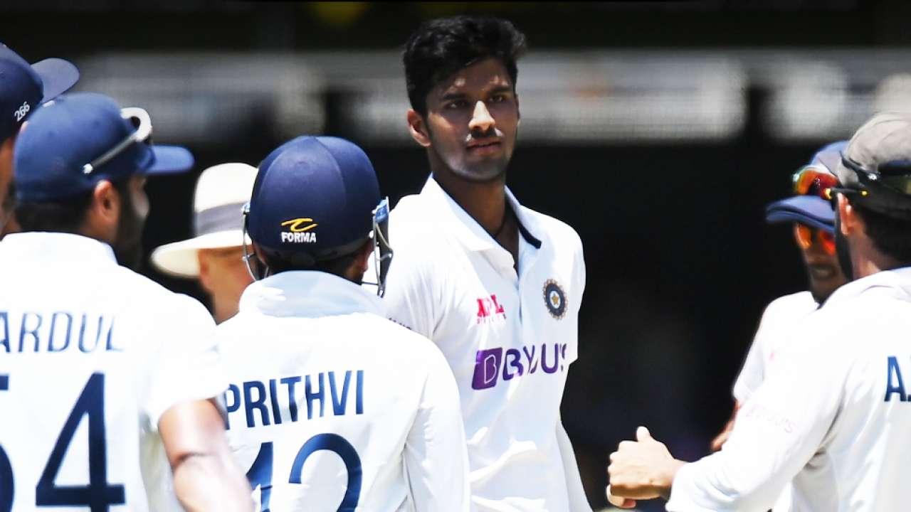 Washington Sundar, T Natarajan show toughness and courage in tough Gabba  Test