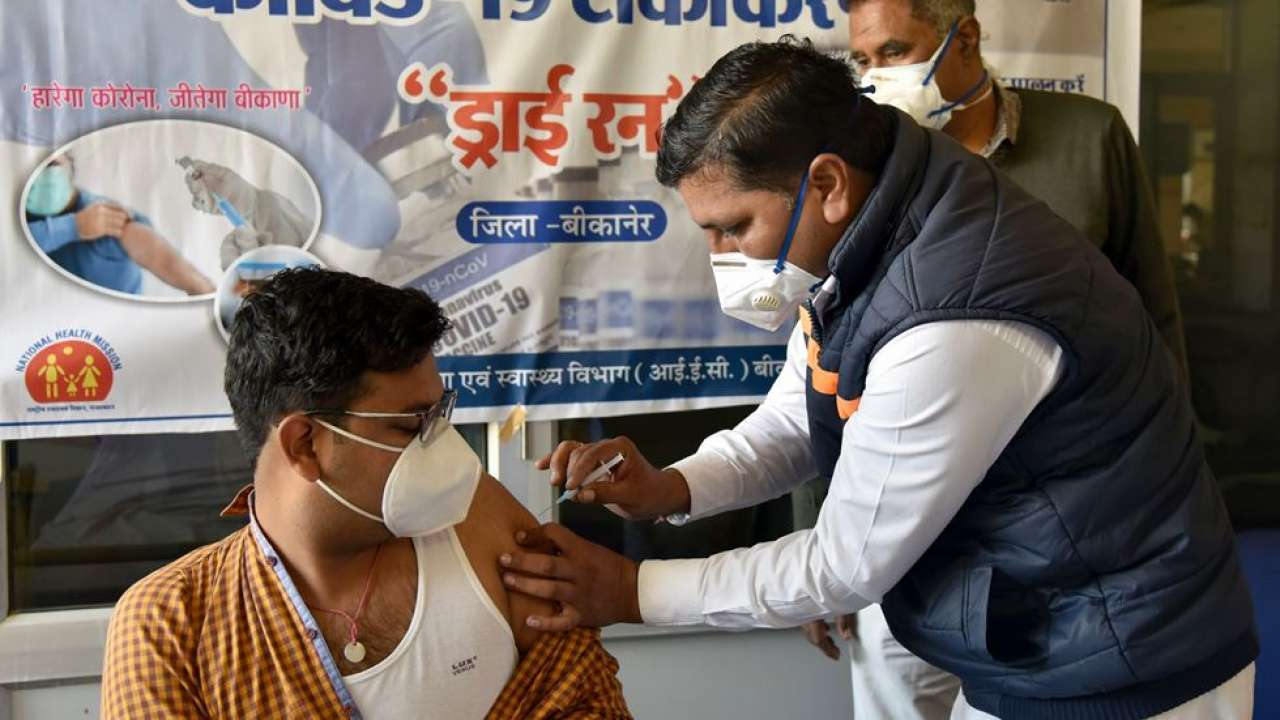 With nearly 2 lakhs people inoculated, Health ministry terms Day 1 of drive as 'successful'