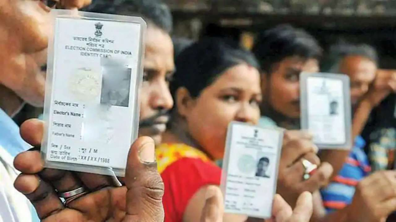 Voter Id Card Follow These Simple Steps To Check Your Name Online On National Voters Service Portal Www Nvsp In