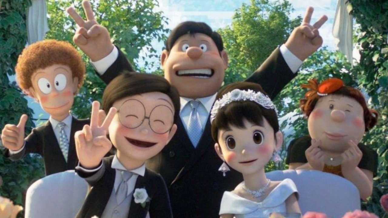 Stand By Me Doraemon 2 Nobita Shizuka Trend Worldwide Here S Why