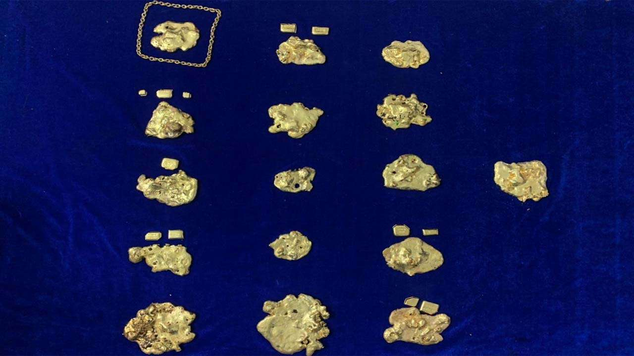 Nine arrested by Chennai air customs, 8.45kg gold worth Rs 4.30cr seized