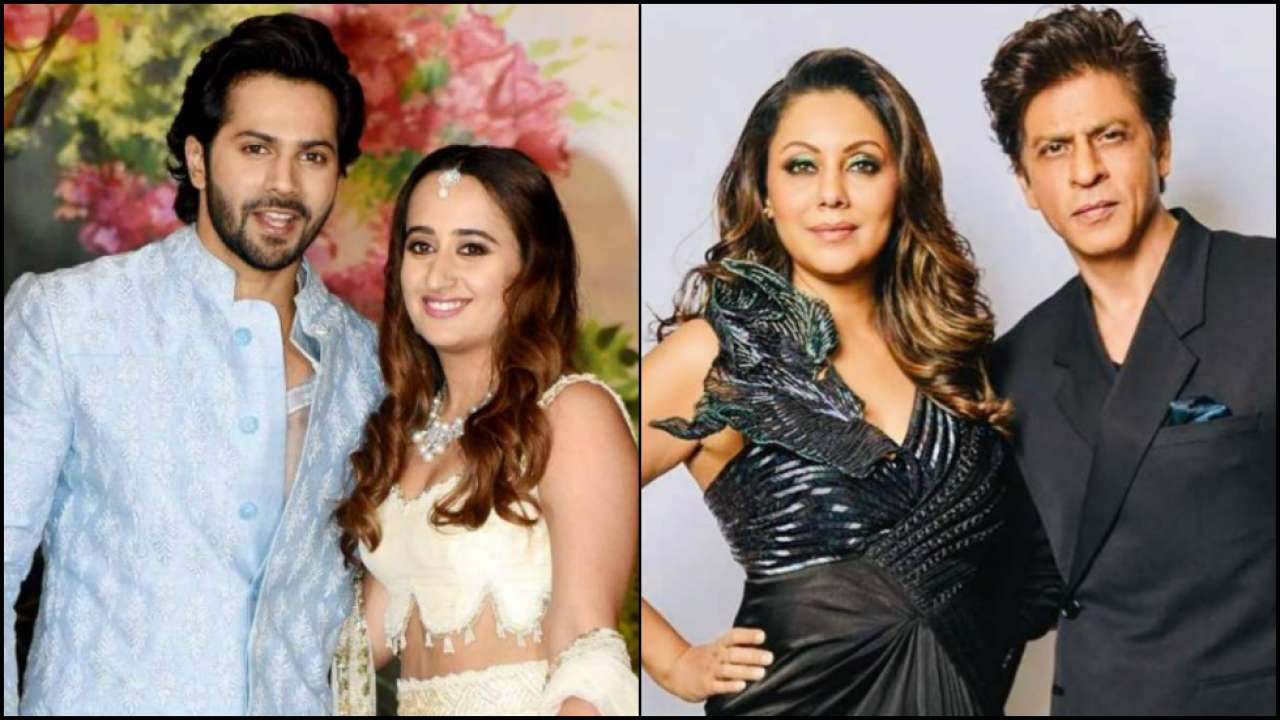 Varun Dhawan-Natasha Dalal Wedding: Couple to tie the knot at Shah Rukh Khan-Gauri Khan's bungalow in Alibaug?