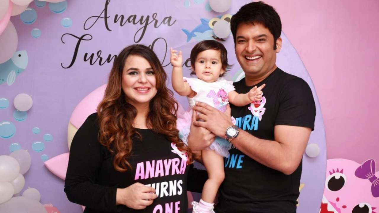 Kapil Sharma and Ginni Chatrath blessed with a baby boy
