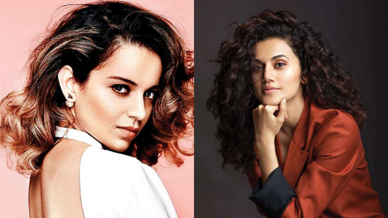 Taapsee Pannu hits out at Kangana Ranaut, says it's in her DNA to be toxic