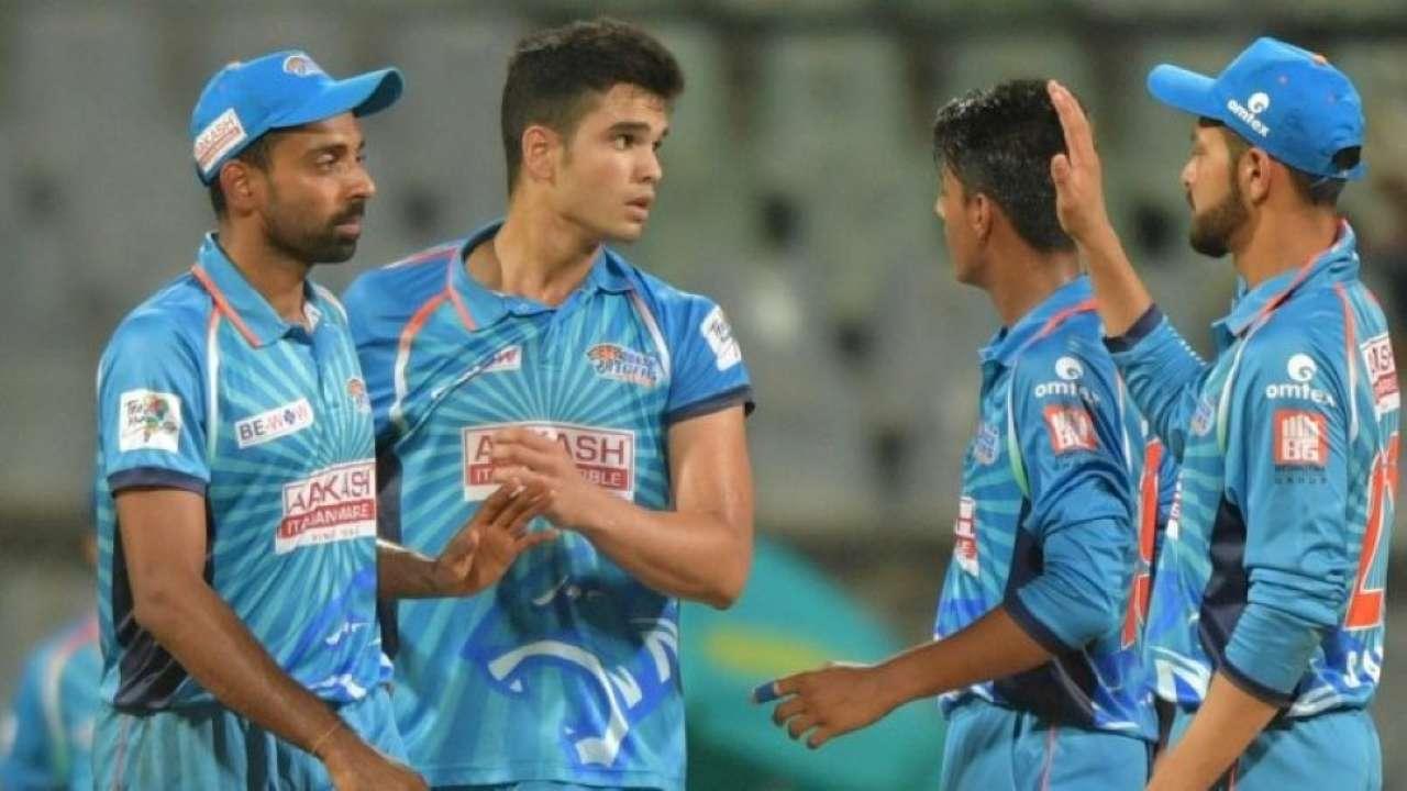 Big blow to Sachin Tendulkar's son Arjun before IPL 2021 - Details here - DNA India