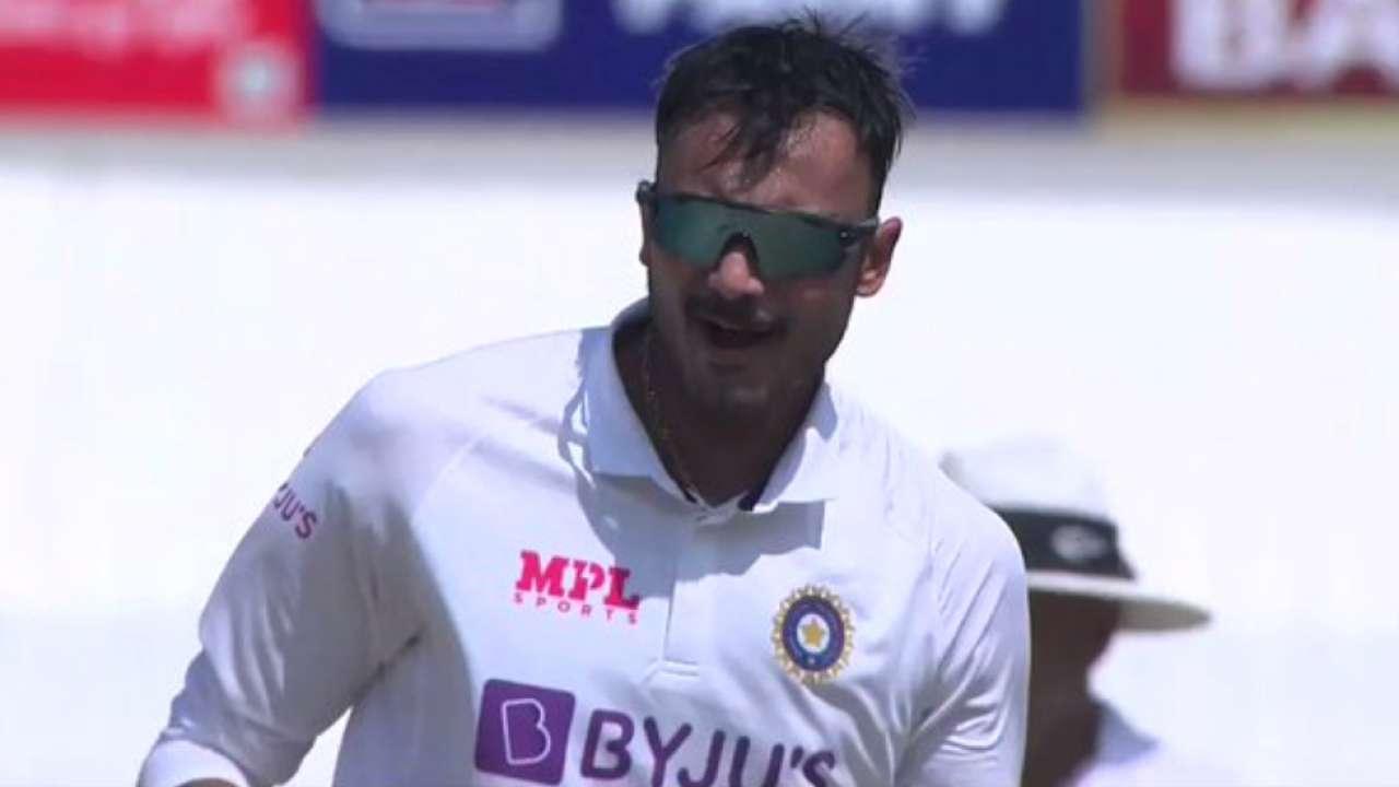 India vs England: Debutant Axar Patel gets Joe Root as his maiden Test  wicket
