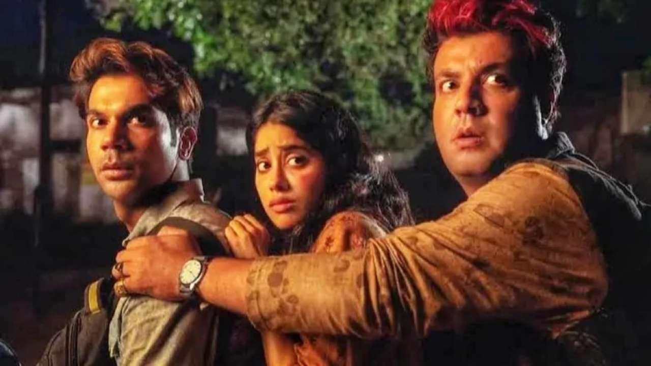 Roohi' trailer: Janhvi Kapoor is possessed, Rajkummar Rao and Varun Sharma are obsessed in horror comedy