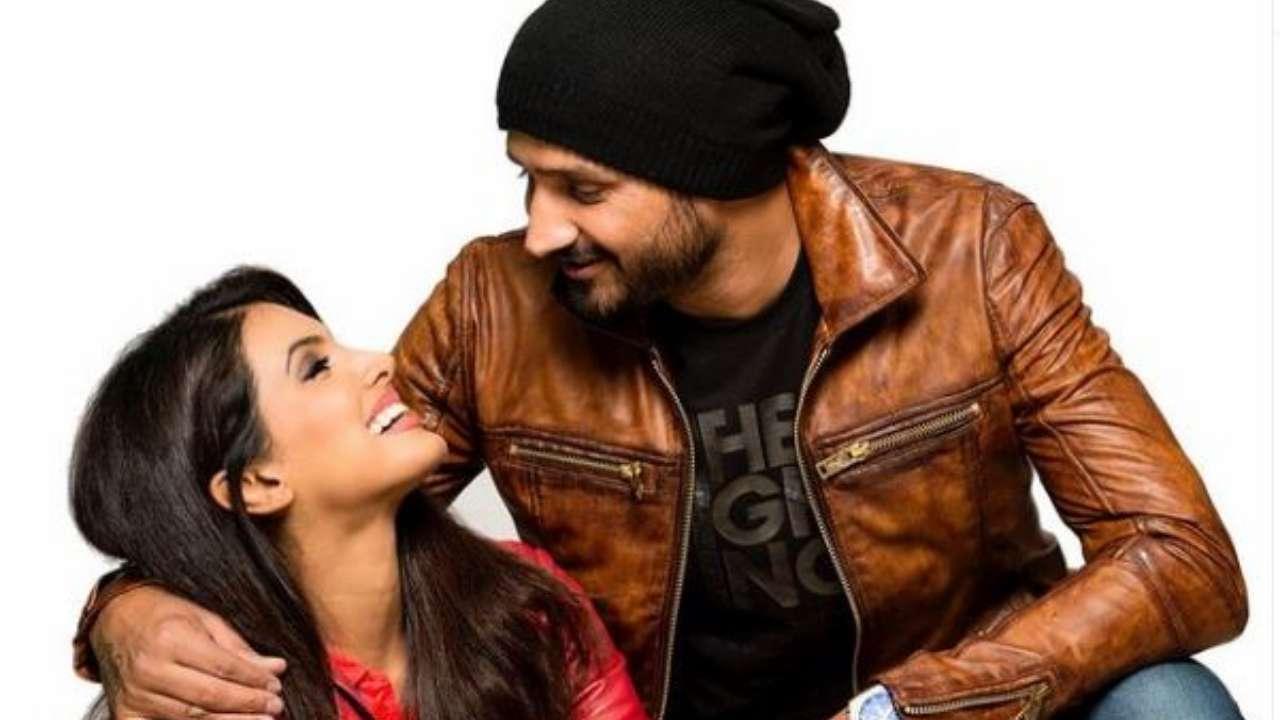 Harbhajan Singh wants THIS actor to play him onscreen, wife Geeta Basra disagrees