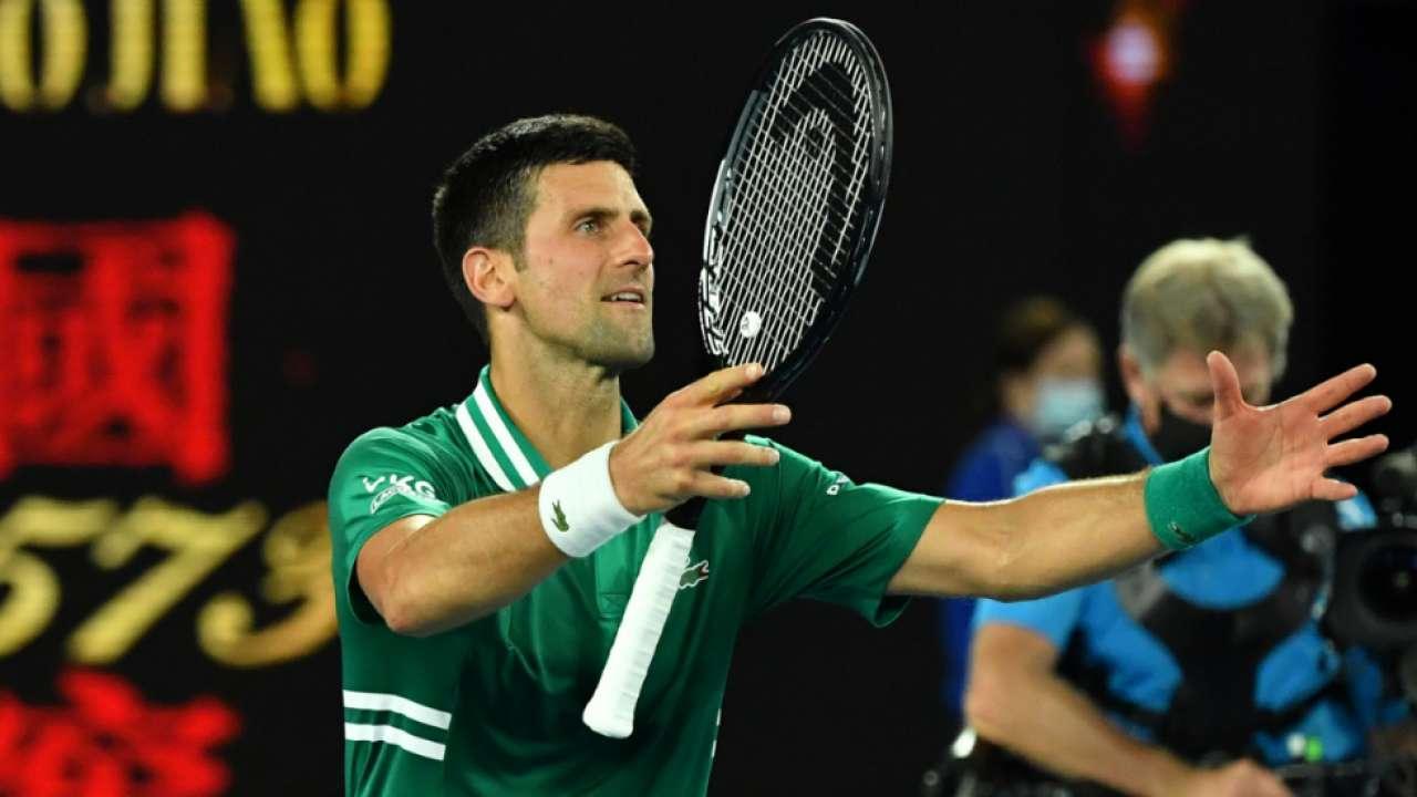 Australian Open: Russian qualifier in Novak Djokovic's path