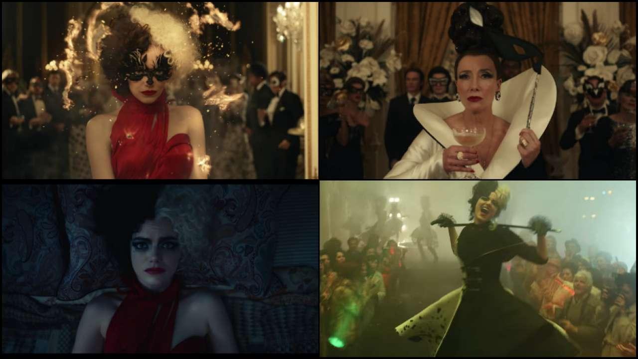 Disney's 'Cruella' trailer: Emma Stone brings notoriously fashionable villain to life in '101 Dalmatians' prequel