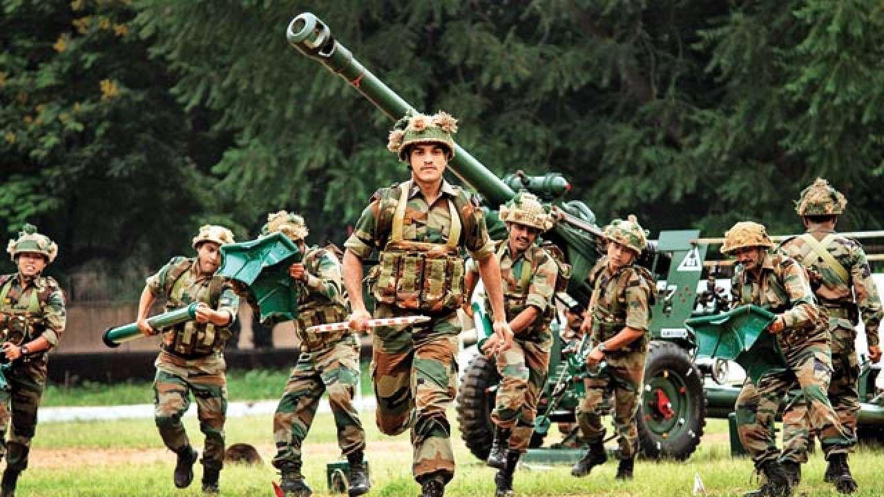 ARO ALMORA ARMY