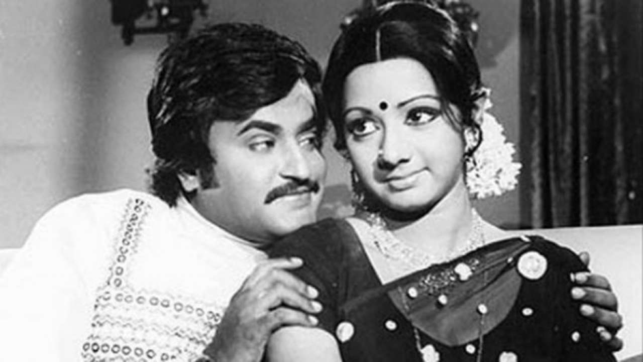 Sridevi death anniversary: Did you know late actor played Rajinikanth's stepmother at age of 13?