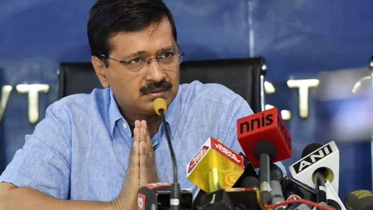 Law and order situation in Delhi is in 'serious turmoil', says Delhi CM Arvind Kejriwal, asks help from Home Minister