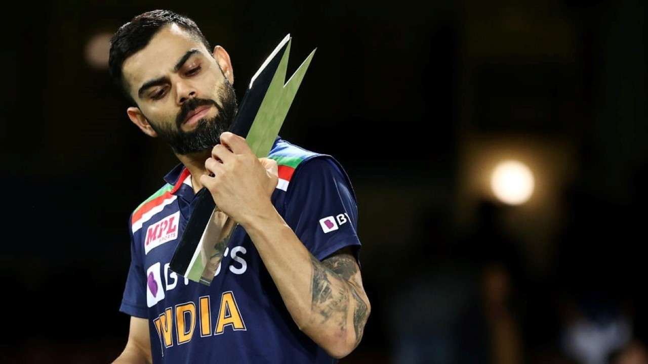Indian skipper Virat Kohli becomes the first cricketer to achieve THIS incredible feat
