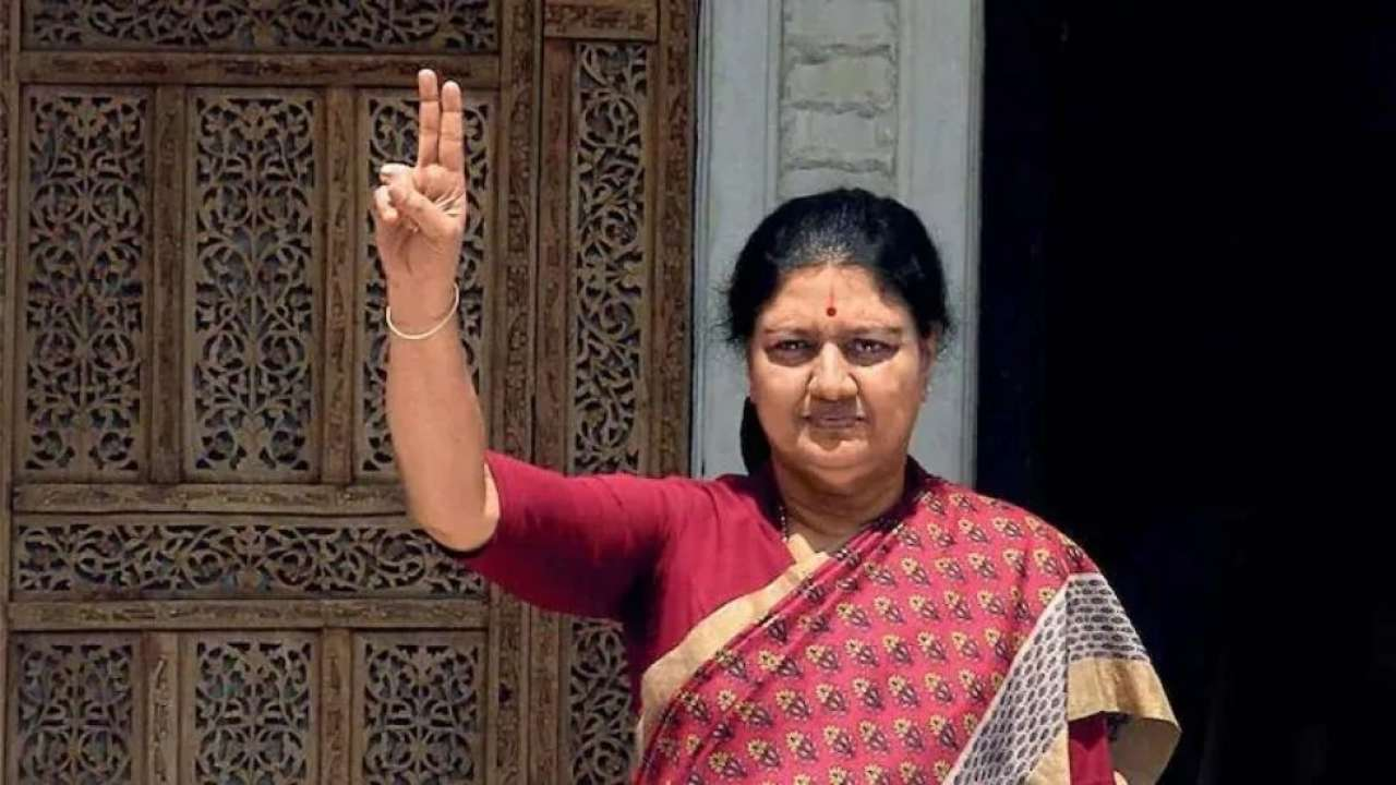 VK Sasikala quits politics, issues statement calling for AIADMK to stay  united