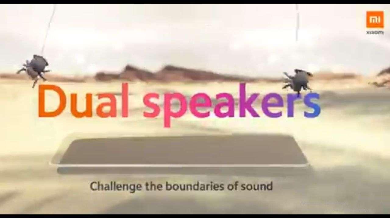 Redmi Note 10 series sports dual speakers