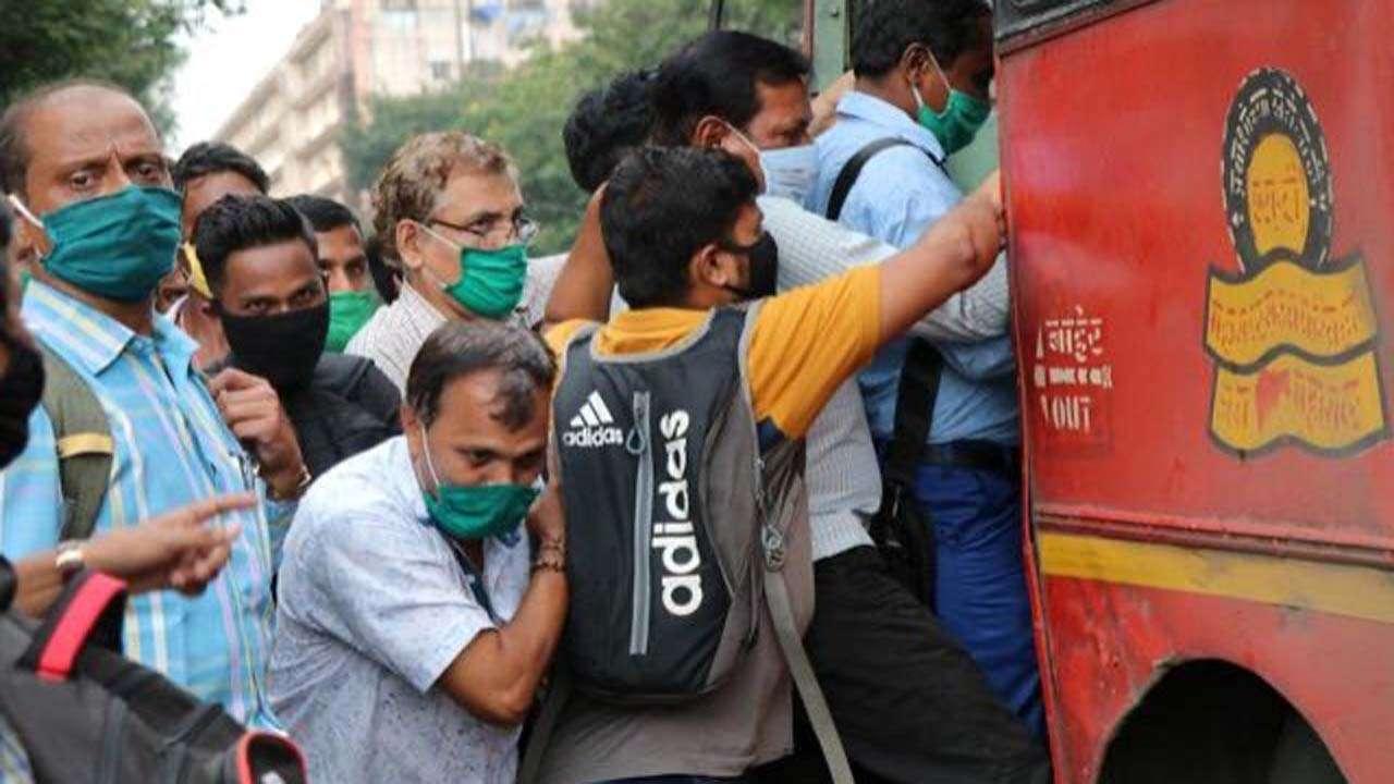 Many institutions in Mumbai closed as Maharashtra records 10,216 new COVID cases in single day