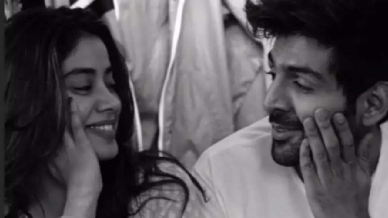 Janhvi Kapoor reveals one thing she would like to 'steal' from Kartik Aaryan