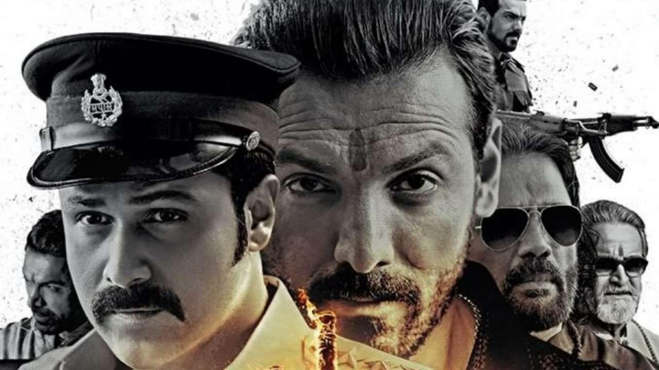 Mumbai Saga' Review: John Abraham-Emraan Hashmi starrer gangster drama is  sufficiently good with no surprise element