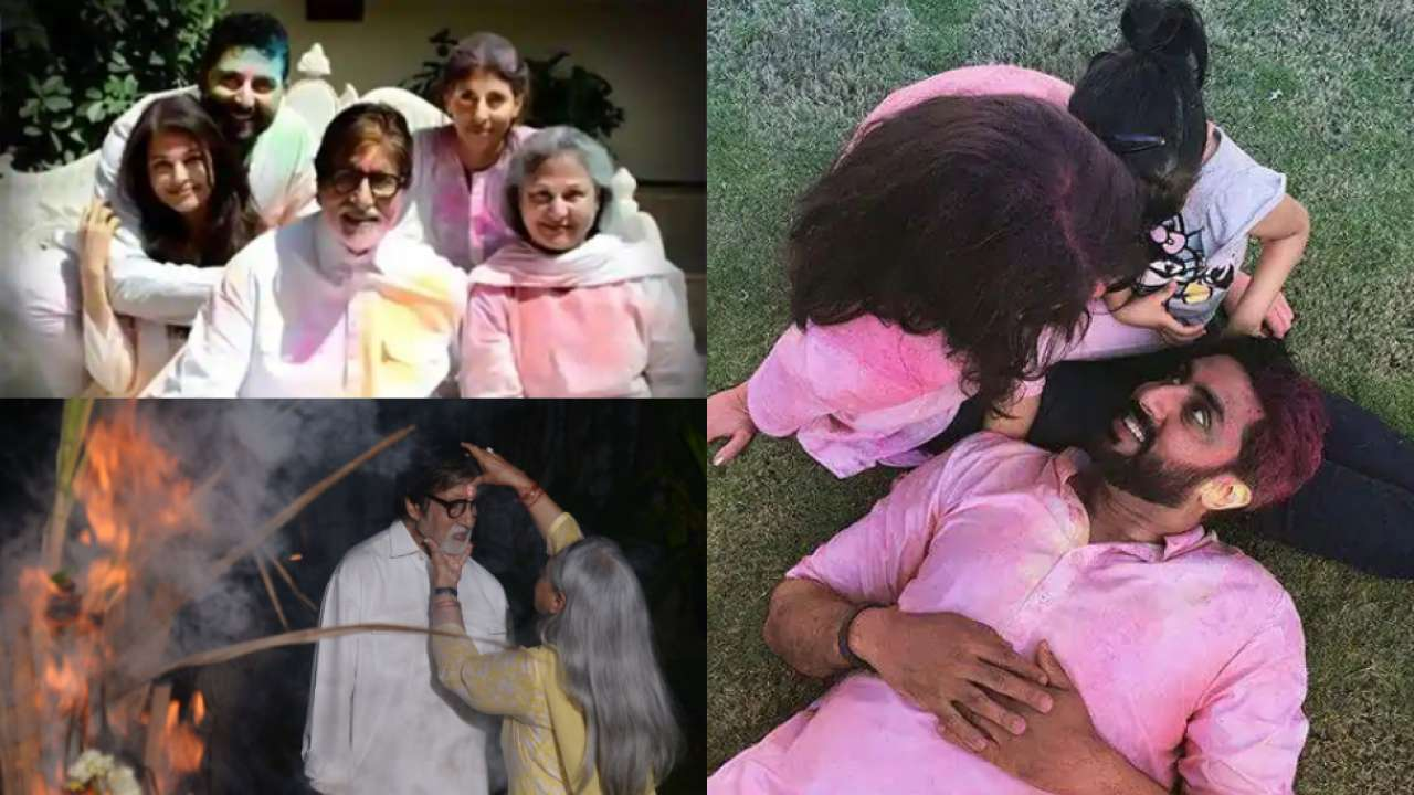 No holi party this year at Amitabh Bachchan's bungalow 'Jalsa', read to know more