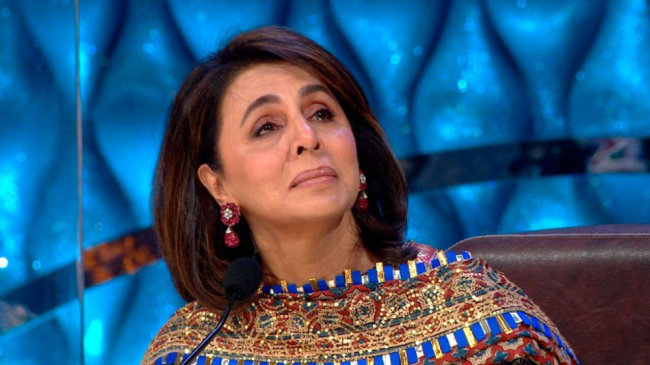 'Indian Idol 12': Neetu Kapoor breaks down while narrating the story of how she fell in love with Rishi Kapoor